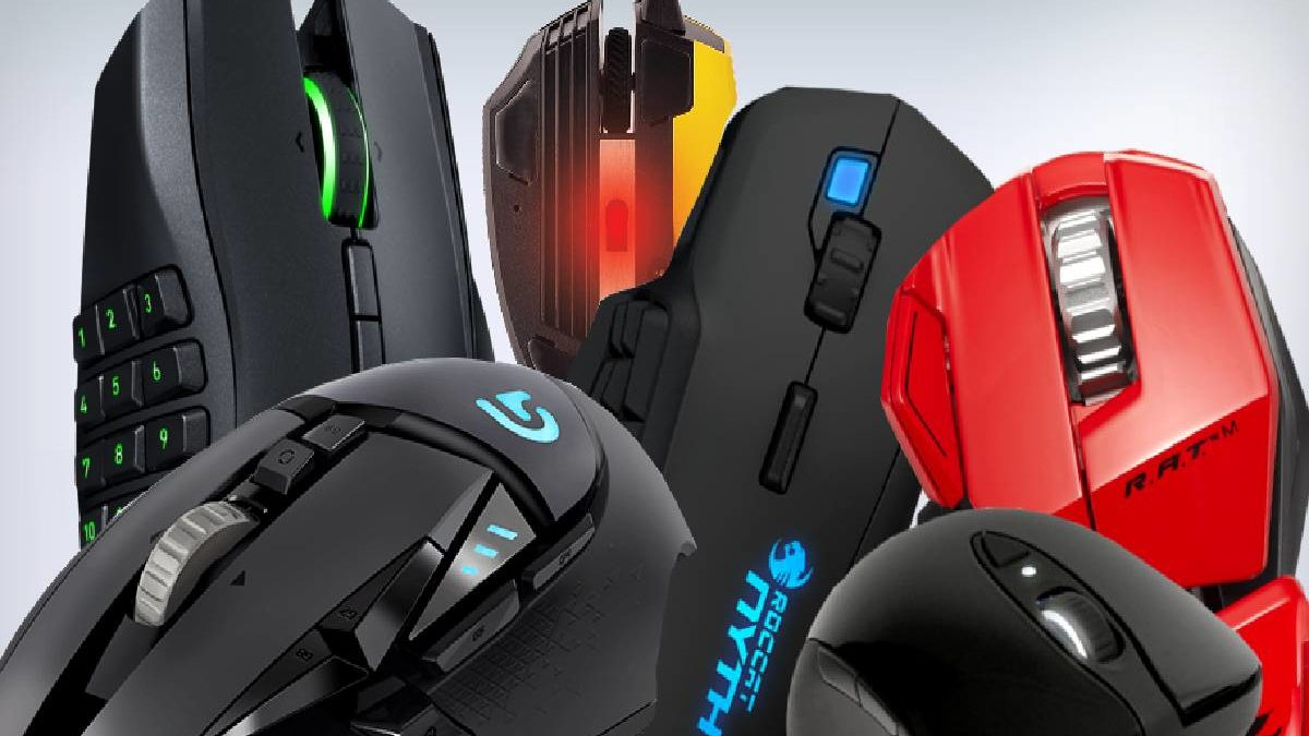 Best Gaming Mouse – Definition, 7 Best Gaming Mouse to Buy, and More