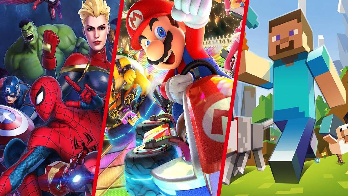 Top Switch Games – Definition,  The Best Mario Games On Switch, and More