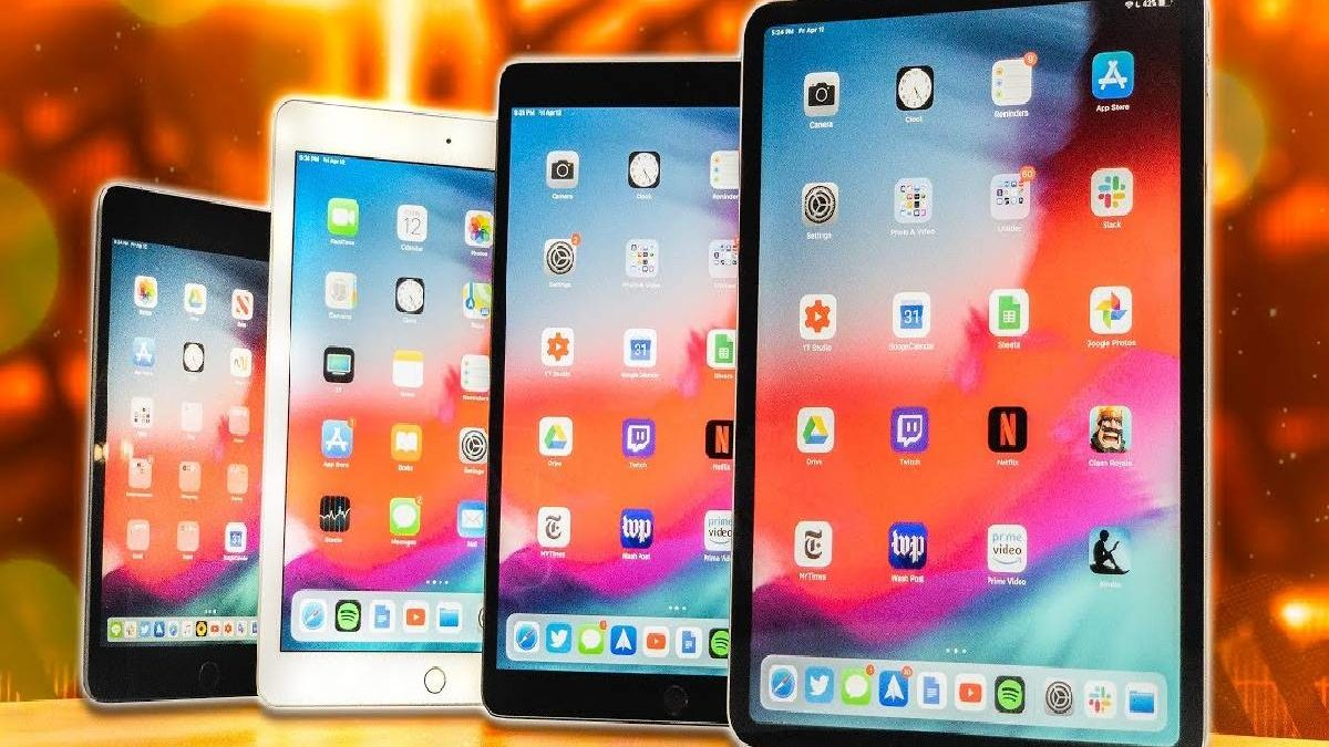 What is iPad Comparison? –  Comparison between all iPad Models, and More