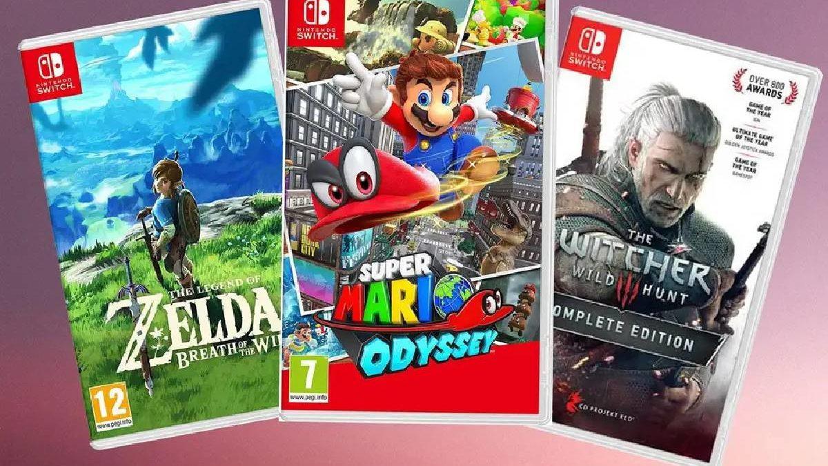 Best Nintendo Switch Games – 5 Best Nintendo Switch Games.