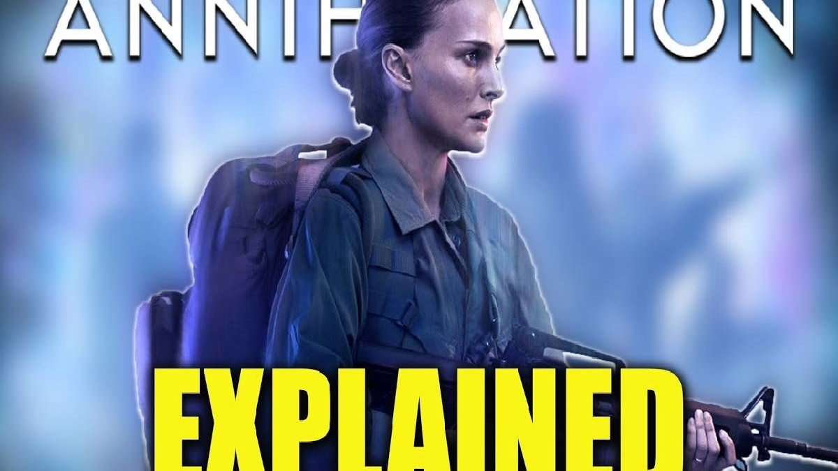 Annihilation Ending – What does the end of 'Annihilation' mean?