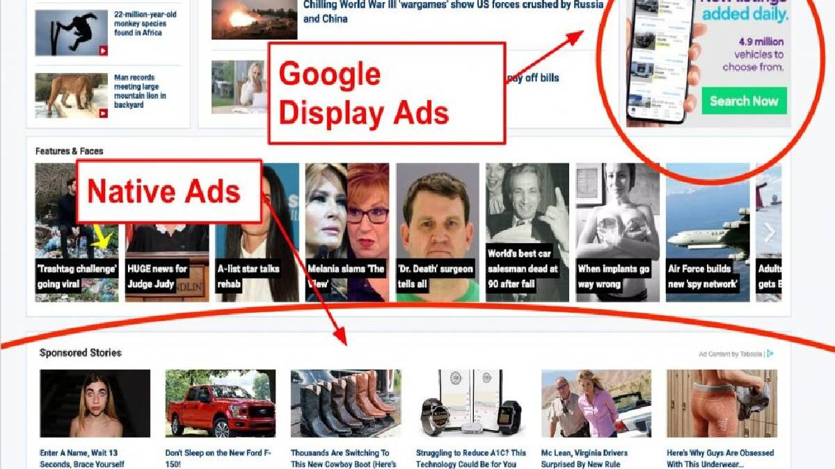 What is Native Advertising? – Definition, Features, Working, and More
