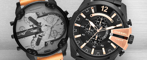 Men's Collection: Top Affordable Diesel Watches You Can Choose From
